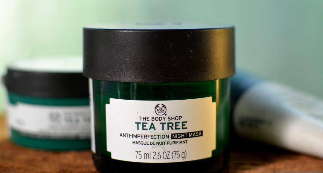 TBS Tea Tree Anti Imperfection Mask
