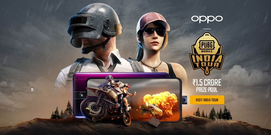 Register Now – OPPO x Sponsored PUBG Mobile Tournament 2019