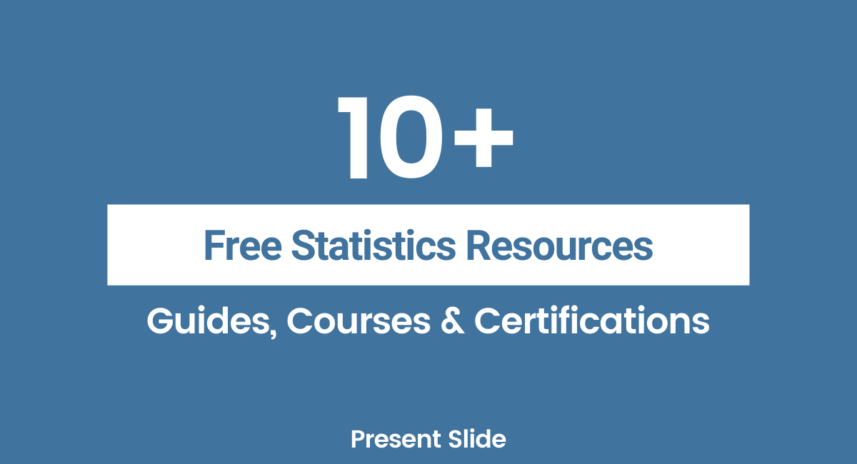 Free Statistics Courses & Certifications