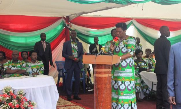 La journée de la femme célébrée à Ruyigi