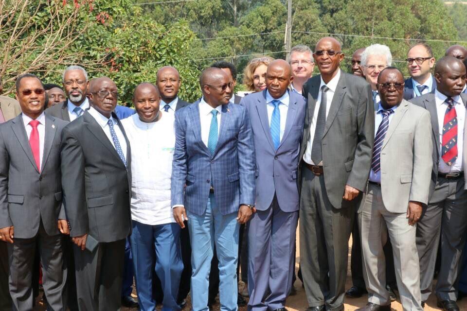 Début de la retraite Politique à Kayanza sous le patronage du Premier Vice-Président du Burundi