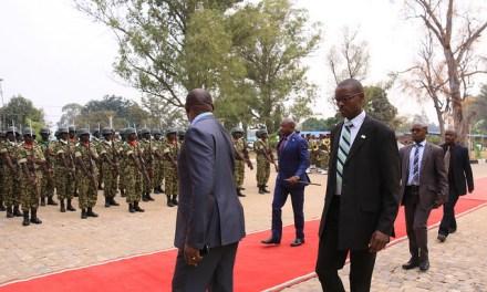 Son Excellence le Président de la République Pierre Nkurunziza visite l'ISCAM