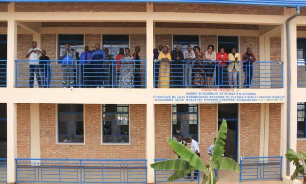 La commune Bukeye se dote d'un bureau à trois niveaux