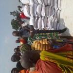 Les vulnérables de Kirundo reçoivent une aide en nourriture