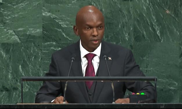 Déclaration de S.E. M. Alain Aimé Nyamitwe, Ministre des Relations Extérieures et de la Coopération Internationale à l'Assemblée Générale de l'ONU