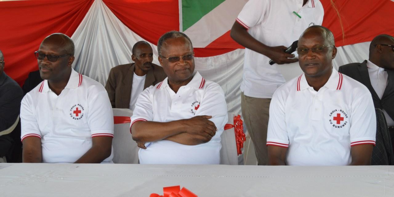Journée internationale des volontaires de La Croix-Rouge rehaussée par la Présence du Premier Vice-Président de la République