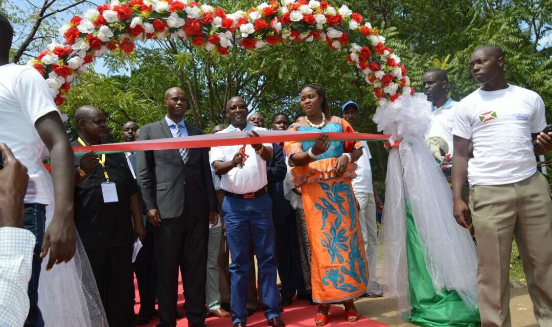 Le Premier Vice-President lance la 18è exhibition artisanale de l'EAC