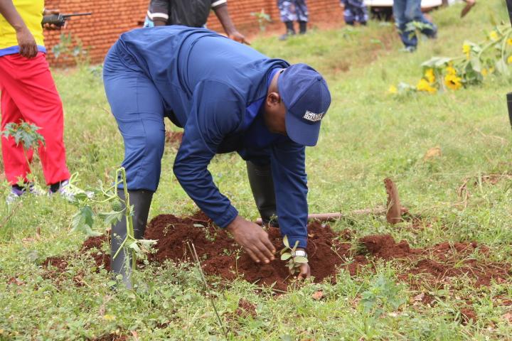 Le Président Burundais rentabilise ses vacances