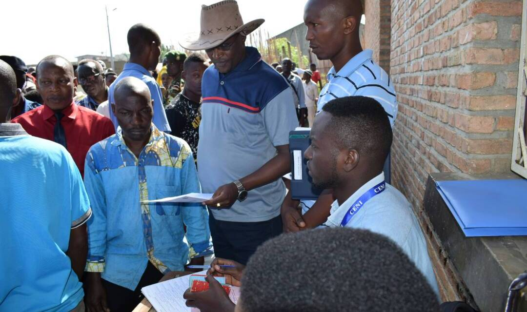 Le Premier Vice-Président encourage les citadins à s'enroler Pour les prochaines élections