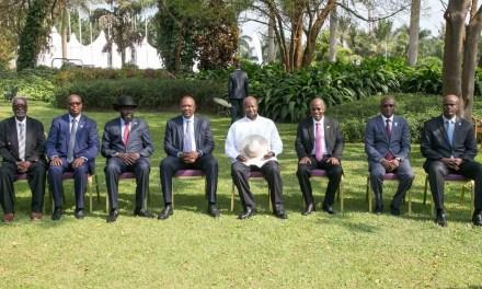 19è sommet des chefs d'État de l'EAC: Le premier vice-Président rentre d'Ouganda