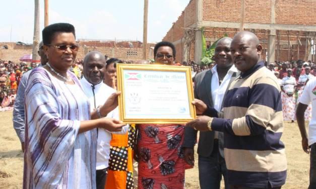 La fête communale célébrée dans la joie à Mwumba