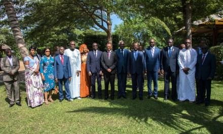 Le Chef de l'Etat ouvre l'Assemblée Générale de l»AFRICATIP