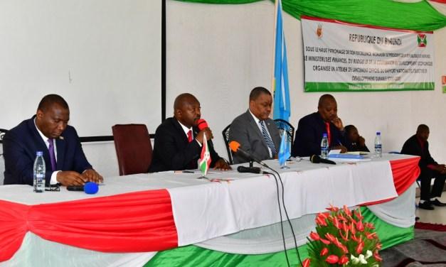 Le Chef de l'Etat lance la journée d'impulsion des Objectifs du Développement Durable (ODD-2030)