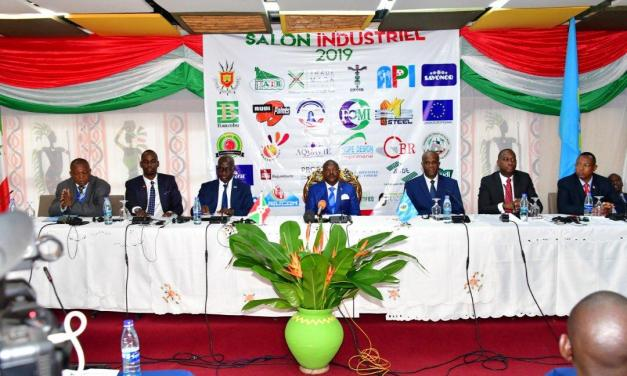 Le Chef de l'Etat lance le deuxième salon industriel