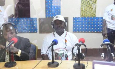 Le Chef de l'Etat lance les émissions de la Radio Ubuzima de Kayanza