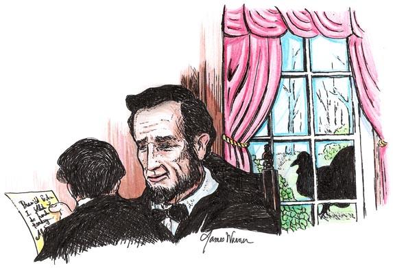 Abraham Lincoln's Pet Turkey, Jack