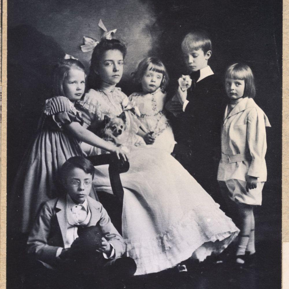 Theodore Roosevelt's Guinea Pigs