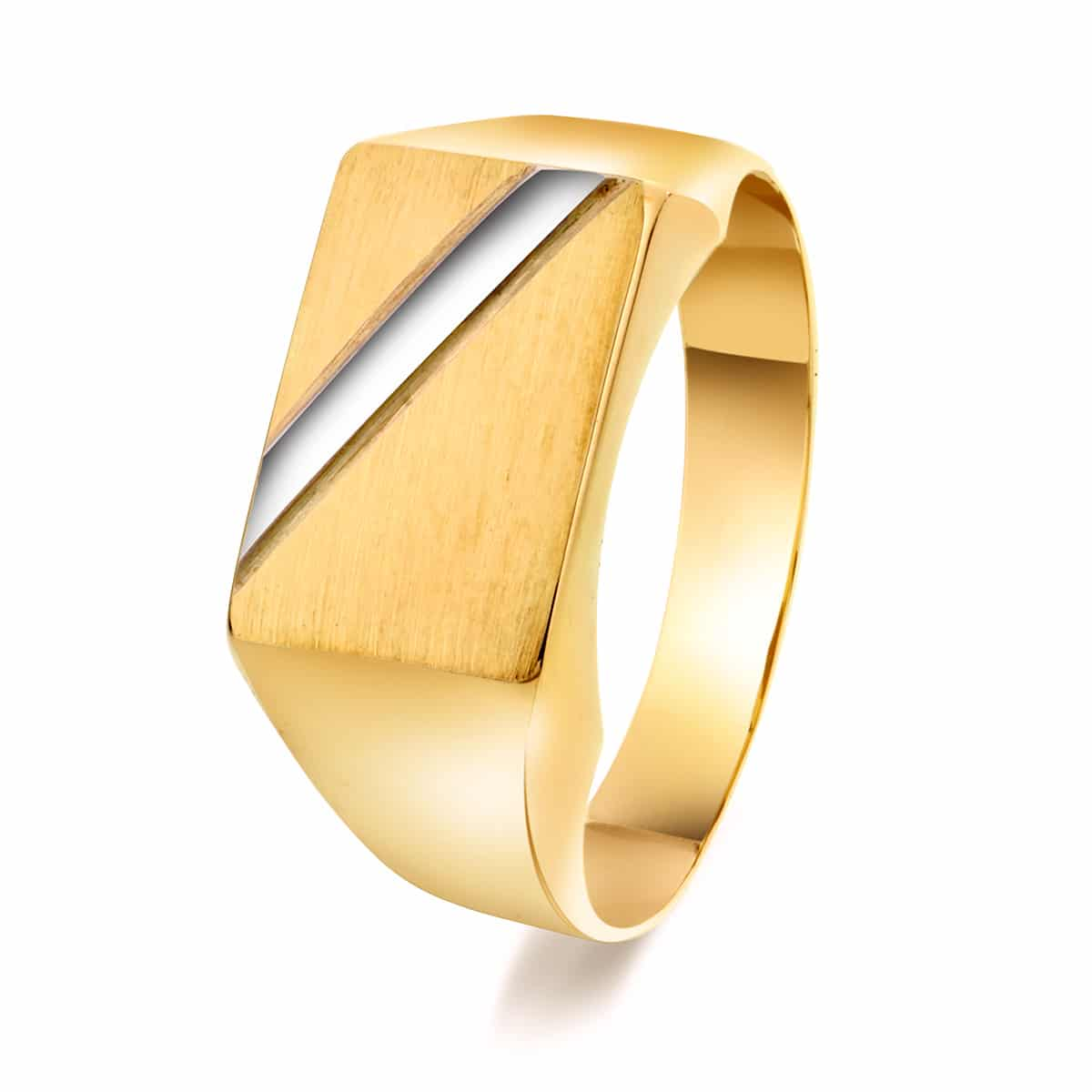 4c08bc44 Arne Nordlie - Ring gult gull - Presis Ur & Gull AS %