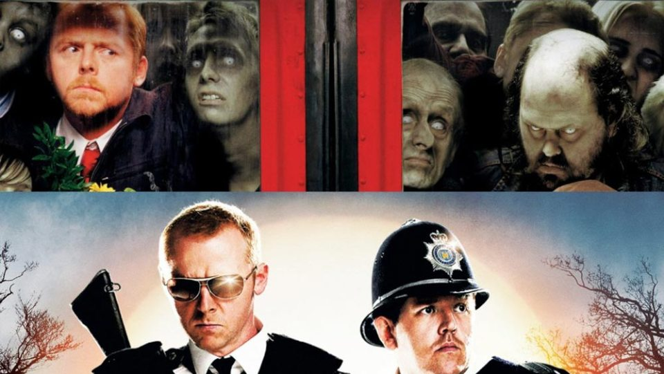 Shaun-of-the-Dead,-Hot-Fuzz-©-2005,-2009-Universal-Pictures