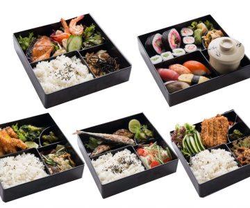 อาหาร ญี่ปุ่น สไตล์เบนโตะ