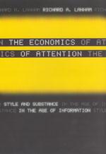 Economics of Attention