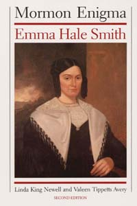 Cover for NEWELL: Mormon Enigma: Emma Hale Smith