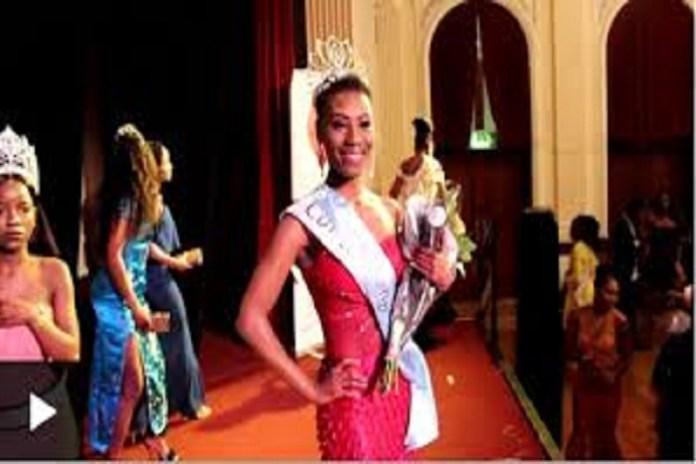 Miss Congo : née séropositive, elle lance un message d'espoir