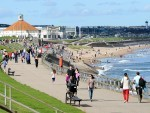 Aberdeen is set for warm weather on Saturday