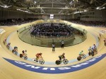 The Sir Chris Hoy Velodrome in Glasgow