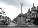 Fraserburgh town centre