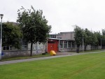 The current Inverurie Academy