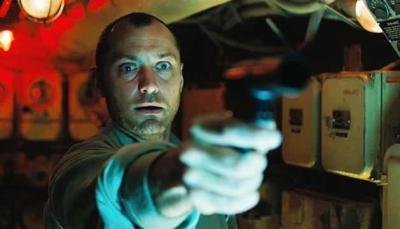 Jude Law stars in submarine thriller Black Sea