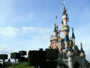The gunman was reportedly trying to enter Disneyland Paris