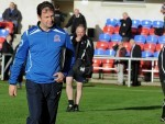 Turriff boss Ross Jack and his team will welcome Cove in the semi final