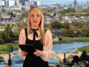 News from the north with Ashleigh Barbour.