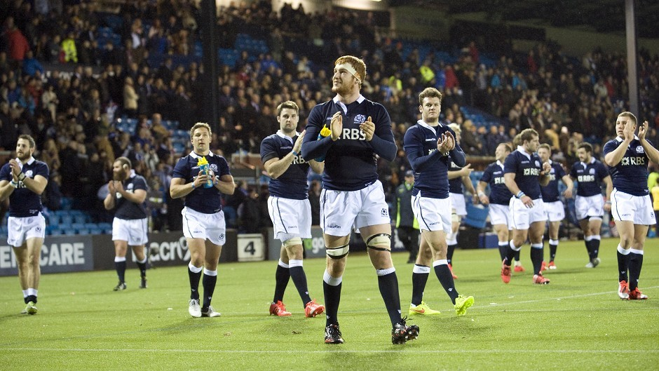 Scotland have planned four Rugby World Cup warm-up matches