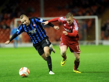 Watch live: Hamilton Accies v Aberdeen