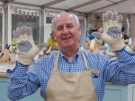 Norman Calder will be serving up cooking demonstrations.