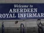 A man is due to be taken to Aberdeen Royal Infirmary
