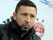 Derek McInnes is looking for a strong finish to the season from Aberdeen