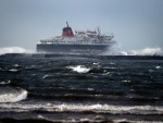 Ferries have been cancelled today