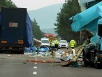 Alexander Fraser died in the two-lorry crash on the A9