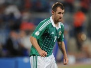 Niall McGinn has consistently been selected for the Northern Ireland squad