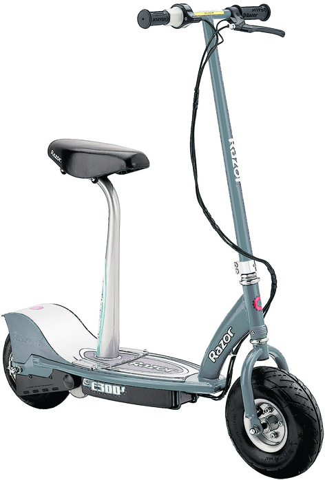 Top electric scooters press and journal for Motorized razor scooter for adults