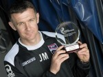 Jim McIntyre has scooped two manager of the month awards in a row