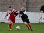 Lossiemouth secured a dramatic late victory