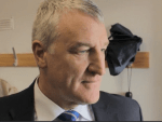 Cove Rangers boss John Sheran