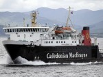 The Colonsay ferry