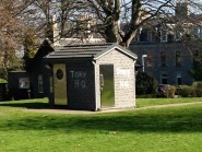 The toilet in Victoria Park