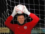 Brora keeper Joe Malin